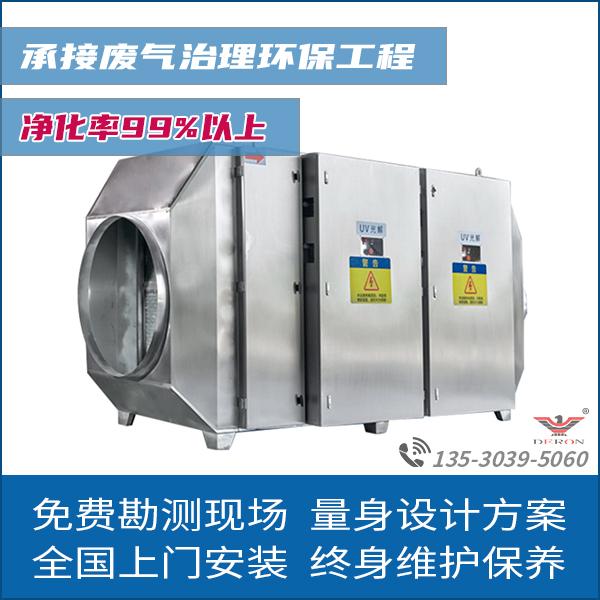 选择光氧催化废气处理设备要考虑什么?