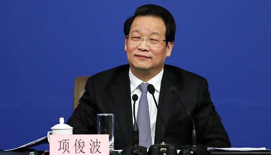 原保监会主席项俊波受贿案一审宣判 判有期徒刑十一年
