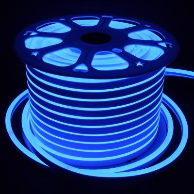 15x25mm , Neon, interconnectable 110V~120V 2835 Lights,  (65ft/20m,165ft/45M  Blue)