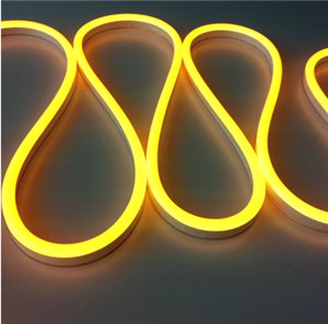 LED NEON Light, AC 110-120V Flexible LED Neon Strip Lights, Waterproof 2835 SMD LED Rope Light