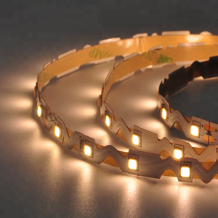 S-Type 8mm 60Leds/M 2835Led Strip Light