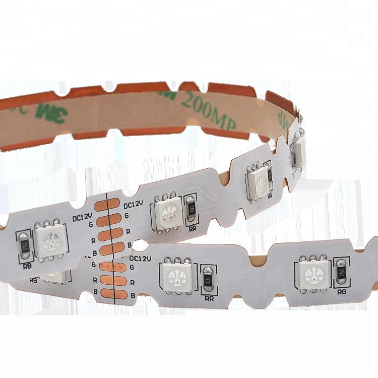 S-Type  42Leds/M 5050RGB Led Strip Light