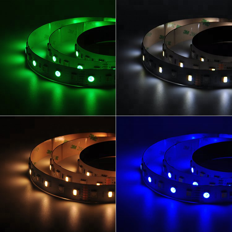 RGB+ CCT 2 IN 1 5050 72leds/M led strip light