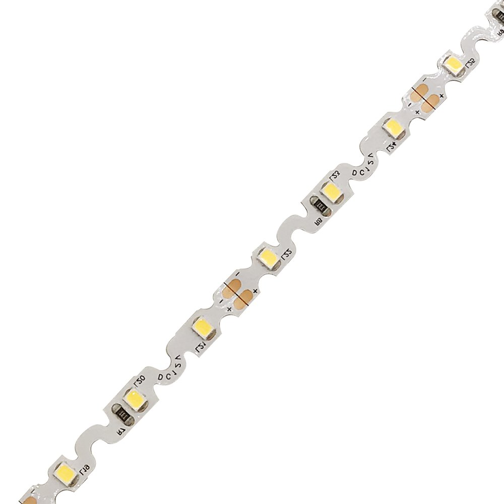 S-Type 6mm 60Leds/M 2835 Led Strip Light