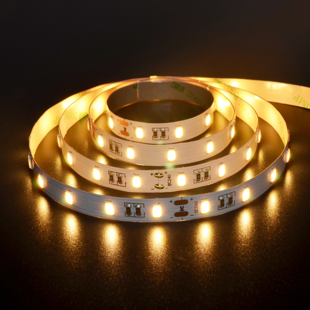 High CRI 10mm 72Leds/M 5630/5730 Led Strip Light