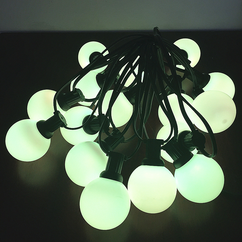 3V/120V Led Ball String ights