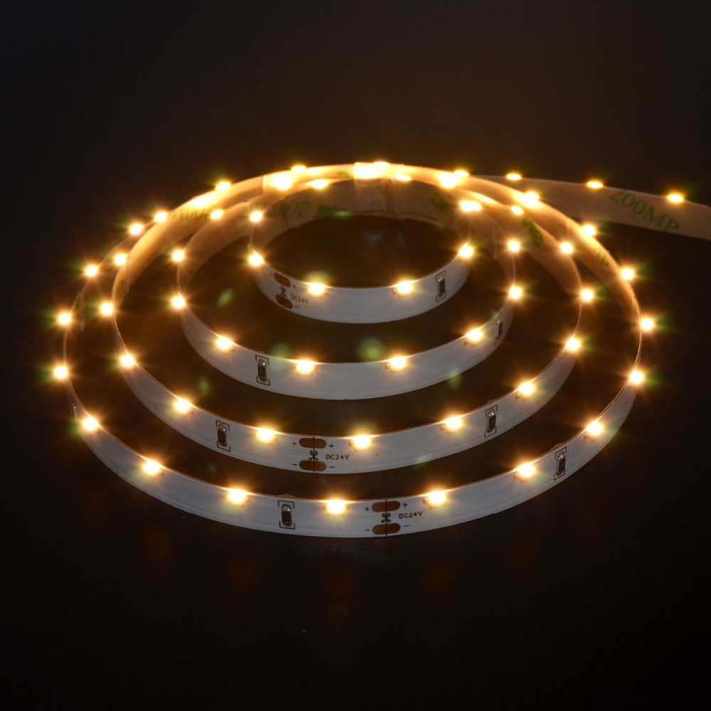 High CRI Series 3014 Side Emitting 60leds/M Led Strip Light