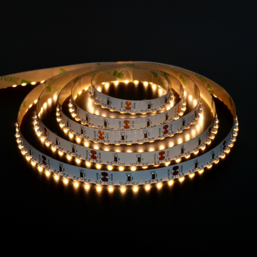 High CRI Series 3014 Side Emitting 156leds/M Led Strip Light
