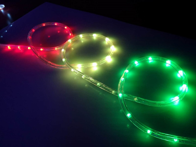 Digital Holiday LED Rope LIGHT