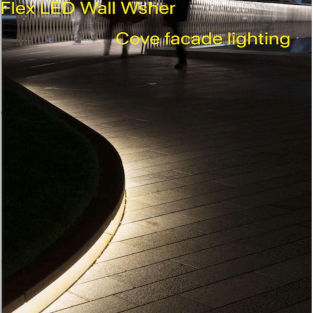 Flexible LED Wall Washer