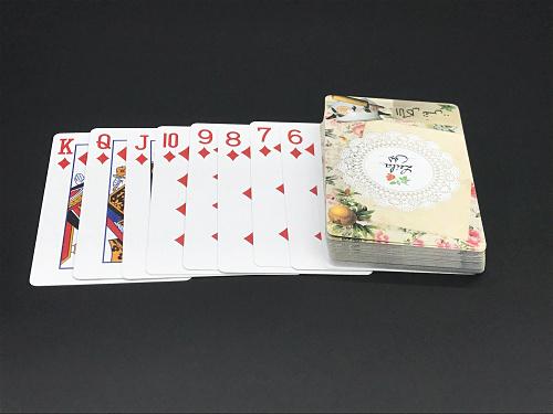 制作塑料扑克牌PVC片材