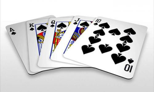 扑克牌棋盘游戏一直持续上升为何