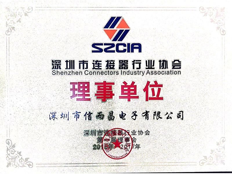 深圳市理事单位
