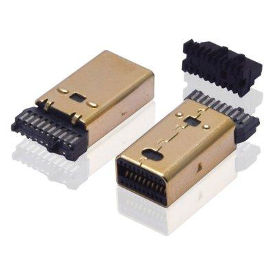MINI--DP黑胶自动焊预加锡+线夹