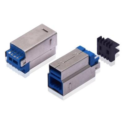 USB-3.0BM短体-注塑成型
