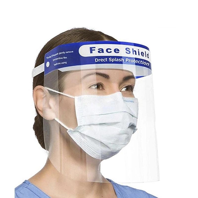 Sponge Face Shield
