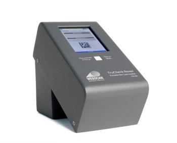 韦博斯根手持式条码检测仪 TruCheck Rover