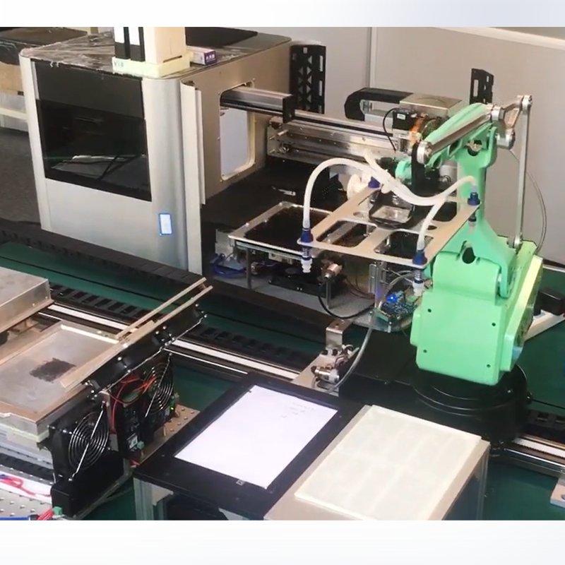 经济型上下料机器人-TH500-1