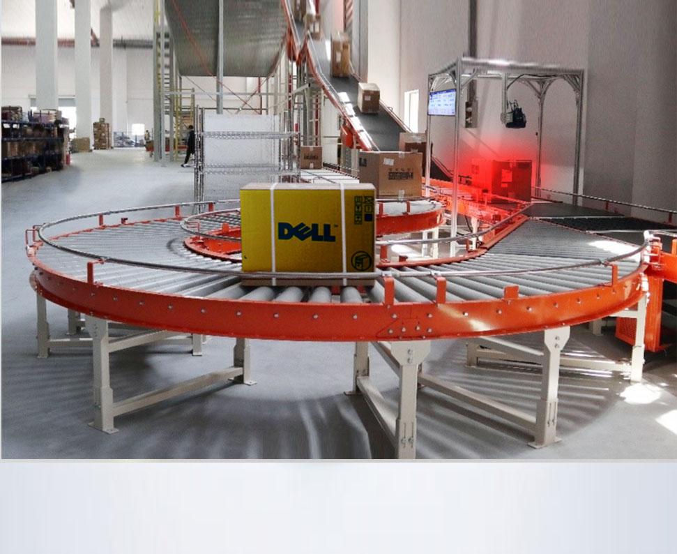 动态称重体积测量物流线定制服务