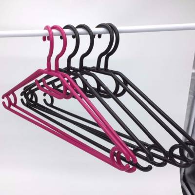 Daily used plastic hangers