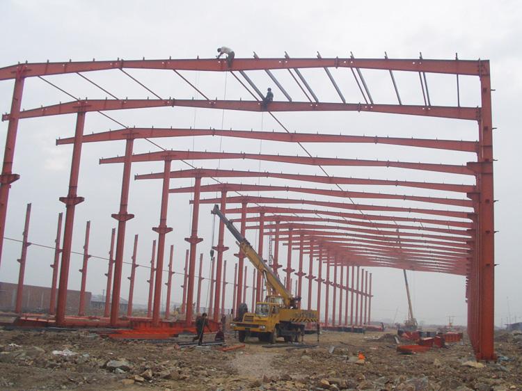 鋼結構在建工程
