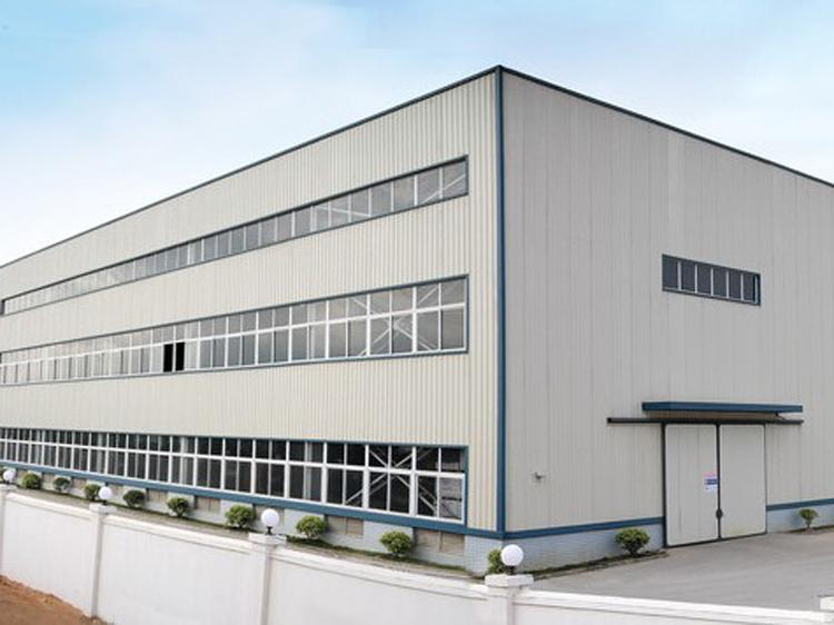 钢结构厂房案例展示