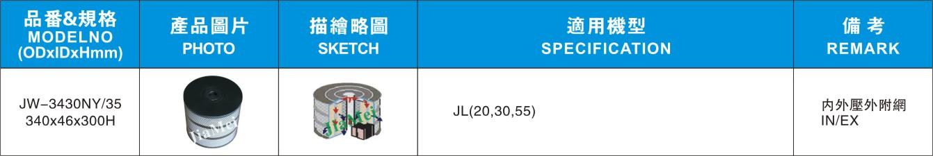 JW-3430NY/35