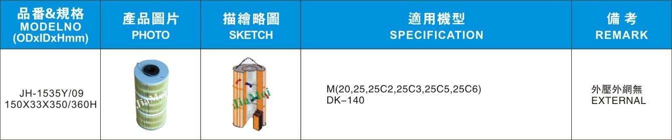 JH-1535Y/09