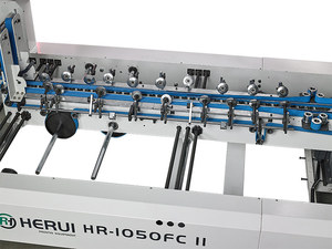 自动高速糊折盒机 HR-1100FC II