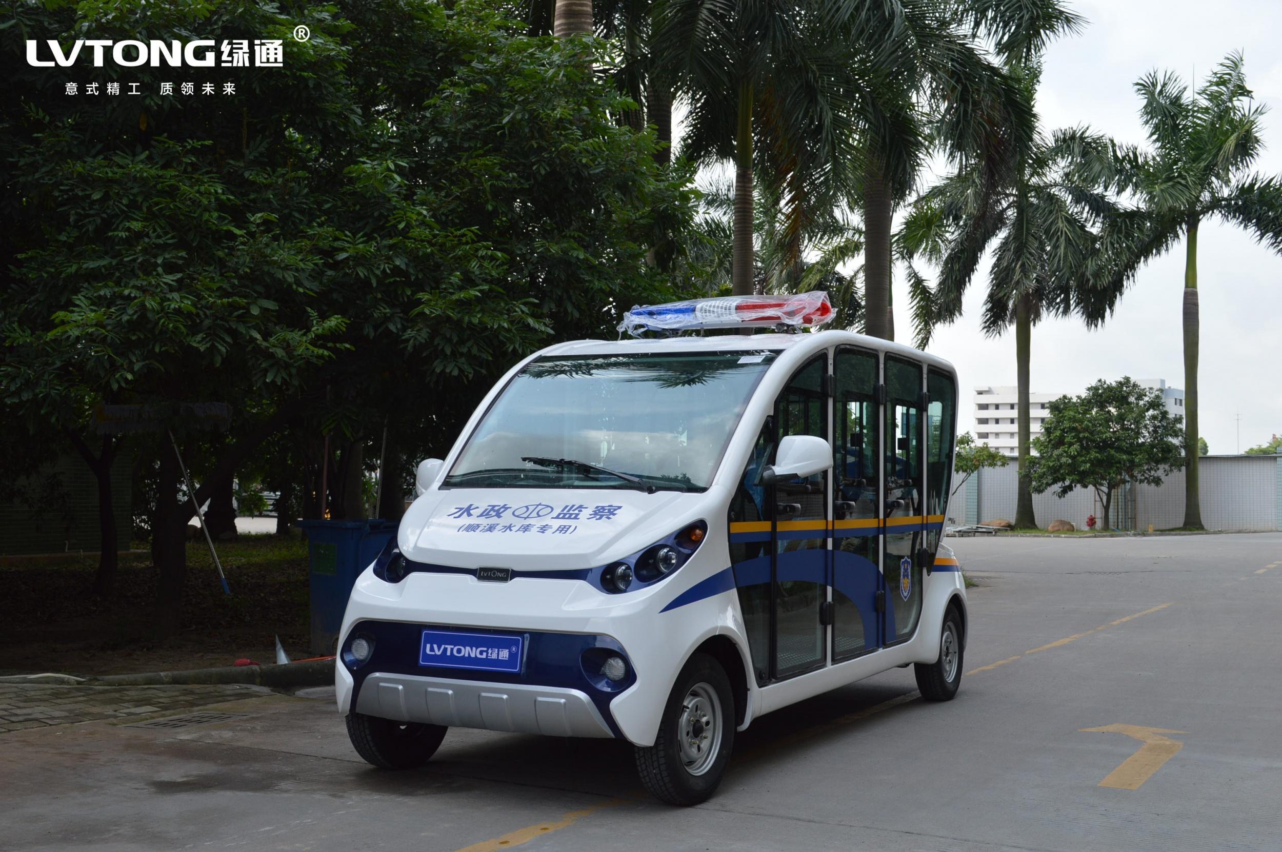 为何电动巡逻车成为执法必备