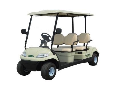 四人座高尔夫观光车