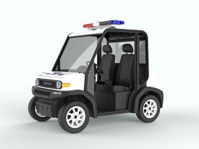 两人座电动巡逻车
