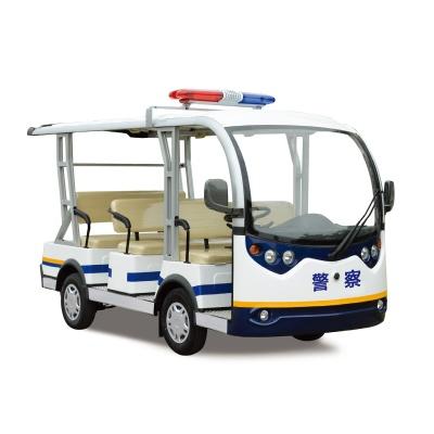 八人座电动巡逻车