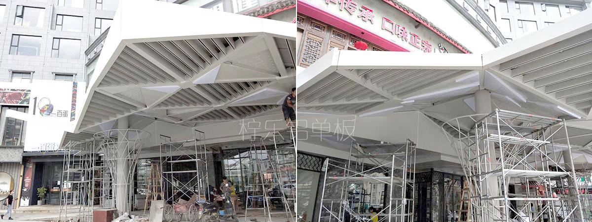 广西柳州铝单板厂家排名