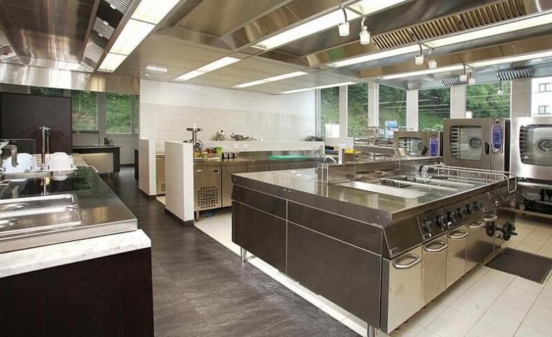 ? 酒店廚房設備使用相關安全知識