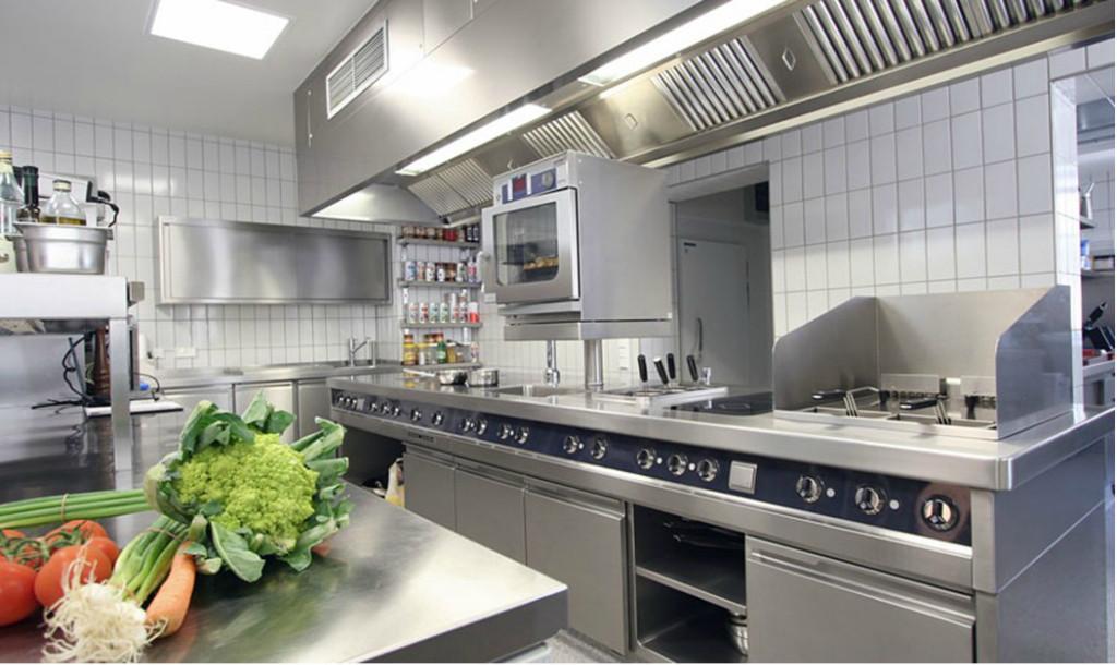  你知道酒店厨房设备设计原则吗...