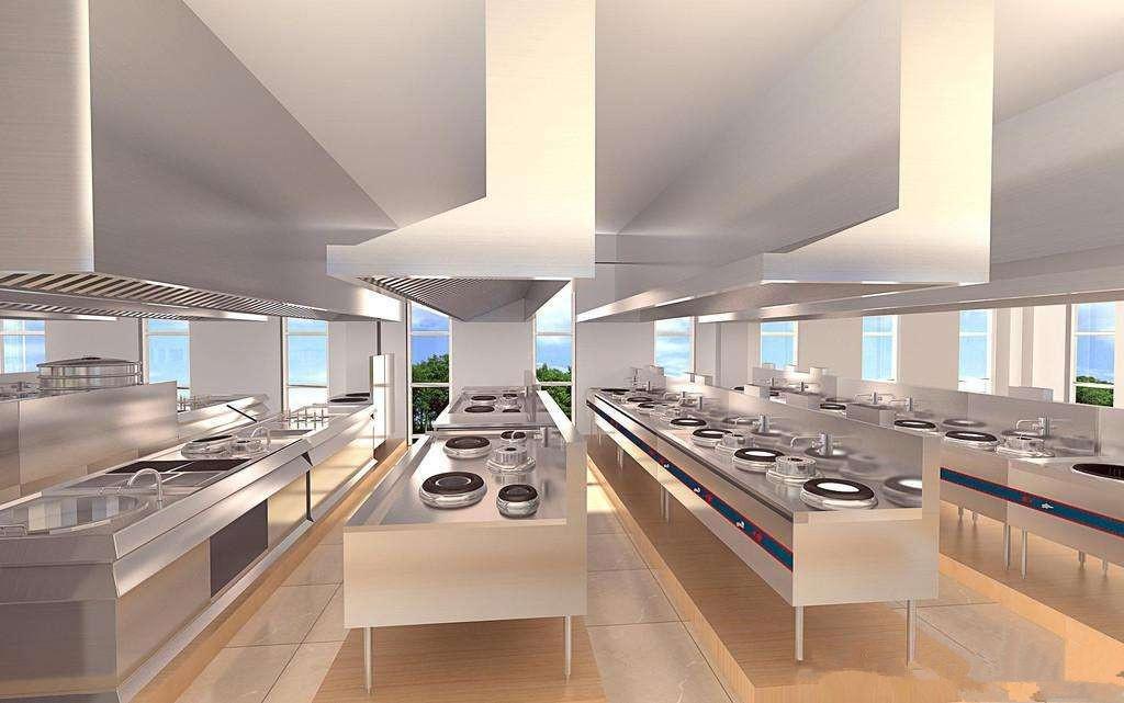 厨房设备的组成——从规划设计的角度分析