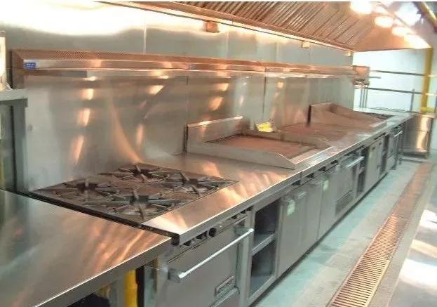 厨房设备产品也要符合节能的要求