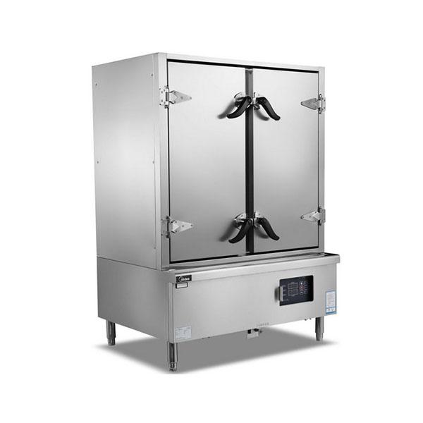 双门电热蒸柜