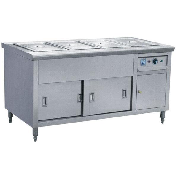 电热四格保温柜