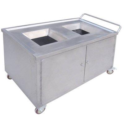 餐具回收車