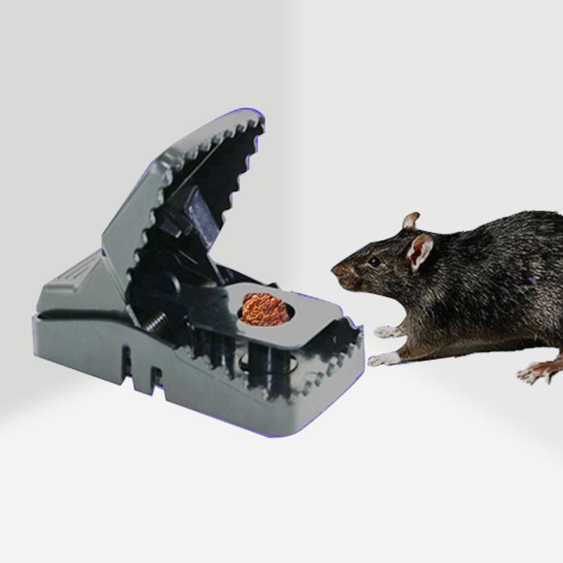 黑色捕老鼠夾