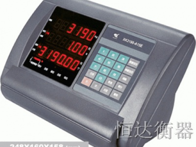 新疆地磅仪表