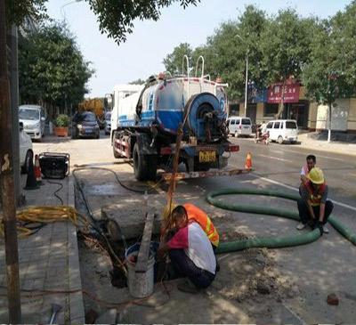 成都管道清淤-市政管道疏通清洗-雨污管道清淤-管道CCTV检测