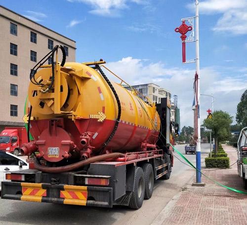 市政排水管道应该怎么合理的进行修理施工