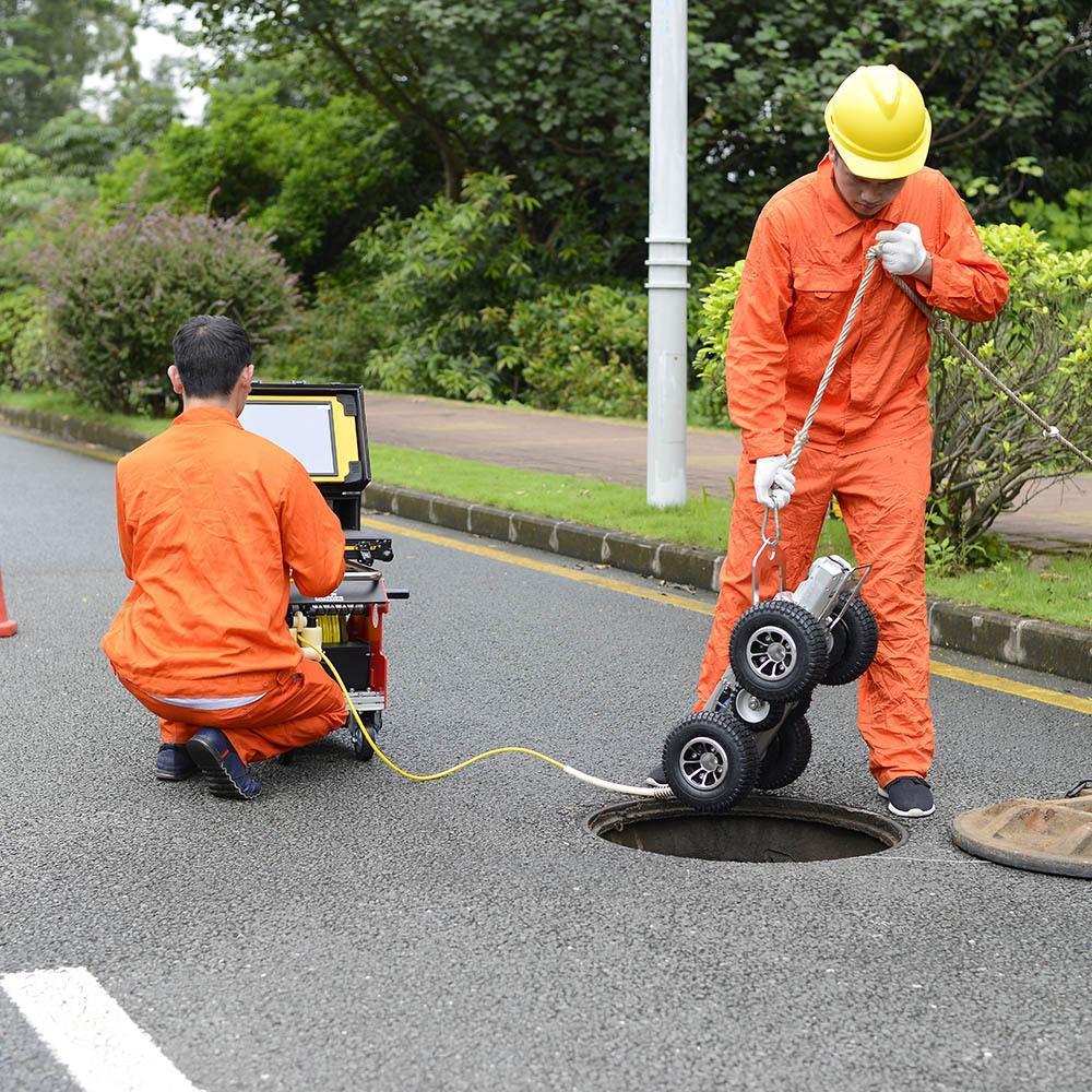 成都坤明专业管道CCTV检测