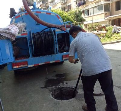 市政管道疏通清洗