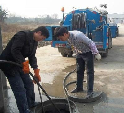 清掏化粪池隔油池