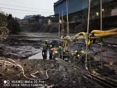 河道清淤抽水