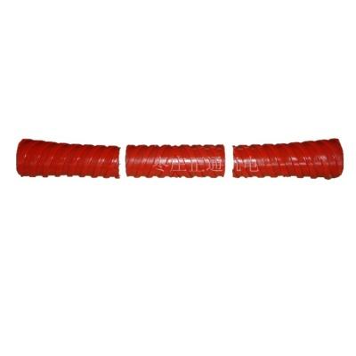 聚氨酯锥螺纠偏上托辊1组